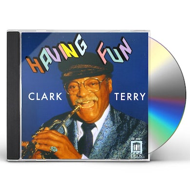 Clark Terry HAVING FUN CD