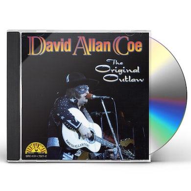 David Allan Coe ORIGINAL OUTLAW CD