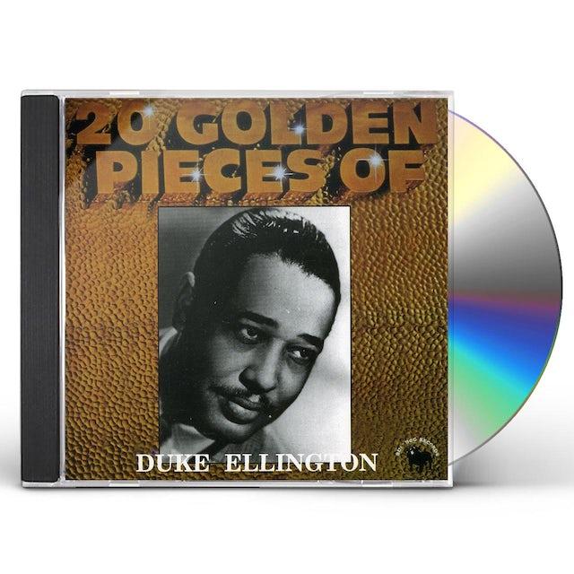 20 GOLDEN PIECES OF DUKE ELLINGTON CD