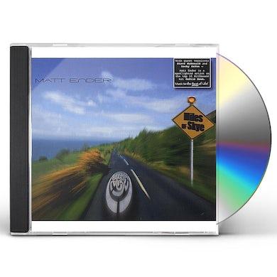 Matt Ender MILES OF SKYE CD