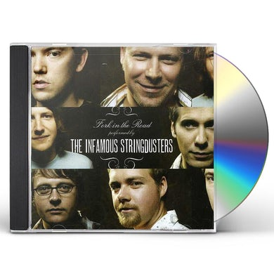 The Infamous Stringdusters FORK IN THE ROAD CD