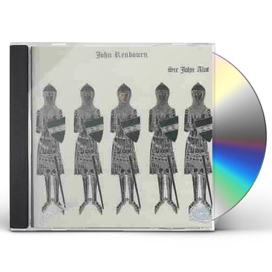 John Renbourn SIR JOHN A LOT CD
