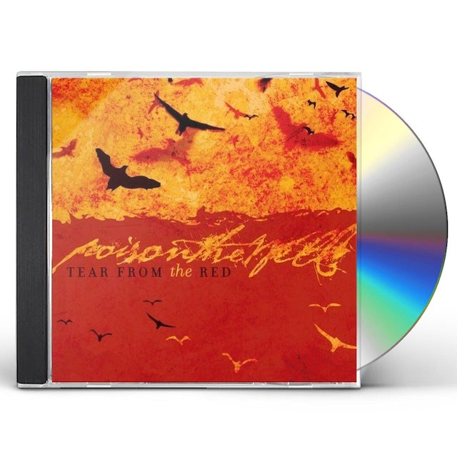 Poison the Well TEARS FROM RED CD