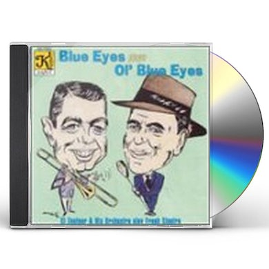 Si Zentner BLUE EYES PLAYS OL BLUE EYES CD
