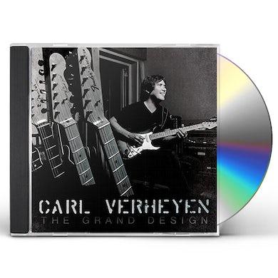 Carl Verheyen GRAND DESIGN CD