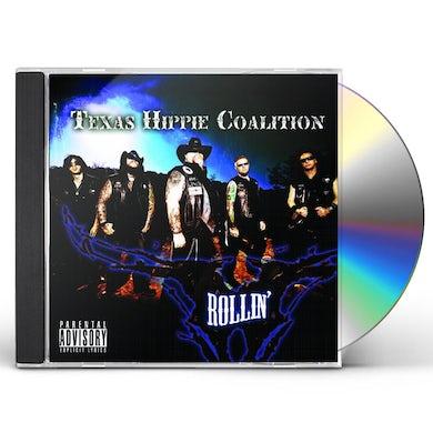 Texas Hippie Coalition ROLLIN CD