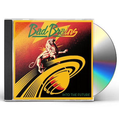 Bad Brains INTO THE FUTURE CD