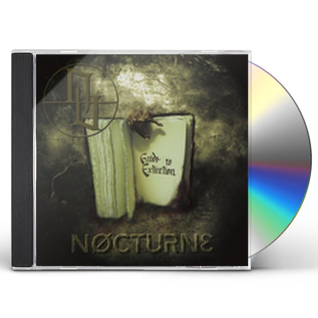Nocturne GUIDE TO EXTINCTION CD