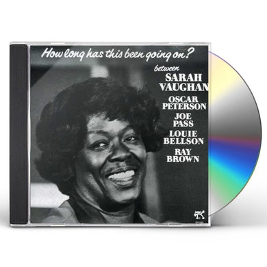 Sarah Vaughan HOW LONG HAS THIS BEEN GOING ON CD