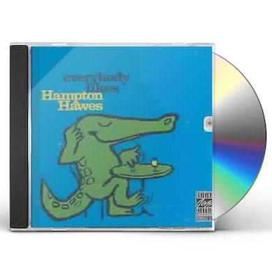 Everybody Likes Hampton Hawes, Vol. 3 CD
