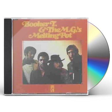 Booker T. & the M.G.'s MELTING POT CD