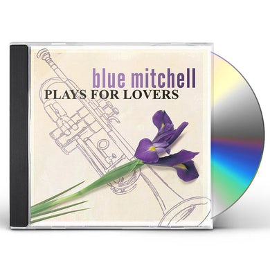 Blue Mitchell PLAYS FOR LOVERS CD
