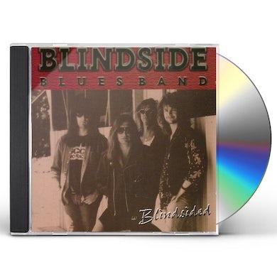 Blindside Blues Band BLINDSIDED CD