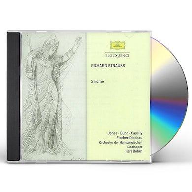 Karl Bohm STRAUSS: SALOME CD