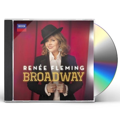 Renee Fleming BROADWAY CD