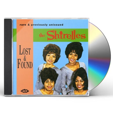 The Shirelles LOST & FOUND CD