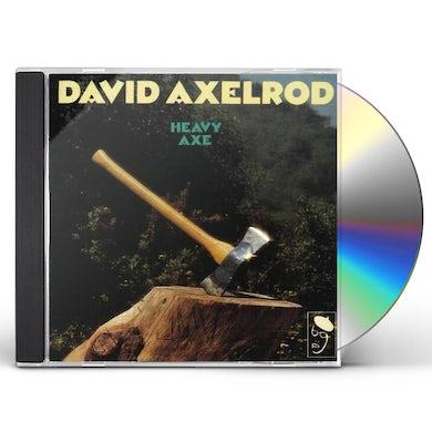 David Axelrod HEAVY AXE CD