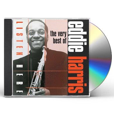 LISTEN HERE: THE VERY BEST OF EDDIE HARRIS CD