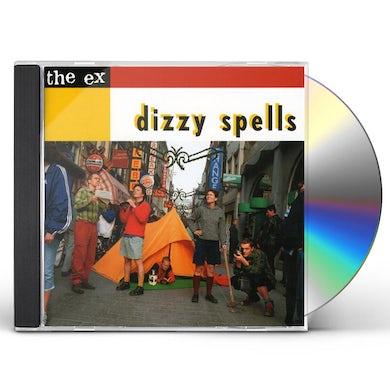 Ex DIZZY SPELLS CD