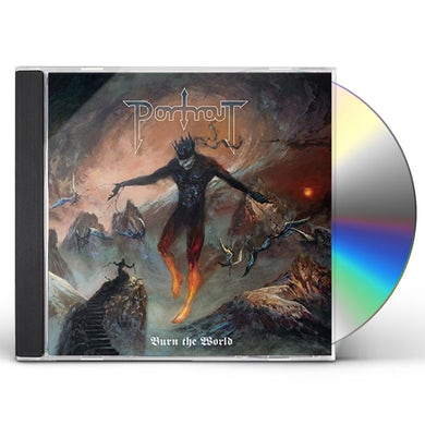 Portrait BURN THE WORLD CD