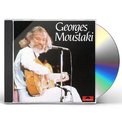 Georges Moustaki METEQUE CD