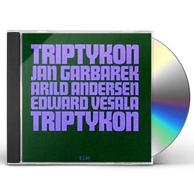 Jan Garbarek TRIPTYKON CD