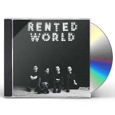 The Menzingers RENTED WORLD CD