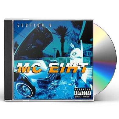 MC Eiht SECTION 8 CD