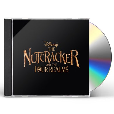 James Newton Howard NUTCRACKER AND THE FOUR REALMS CD