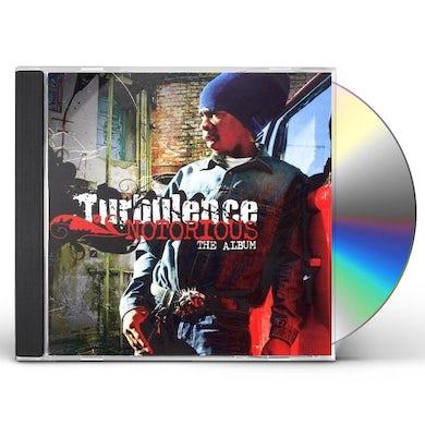 Turbulence NOTORIOUS CD