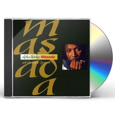 Alpha Blondy MASADA CD