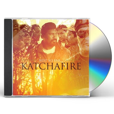 Katchafire BEST OF SO FAR CD