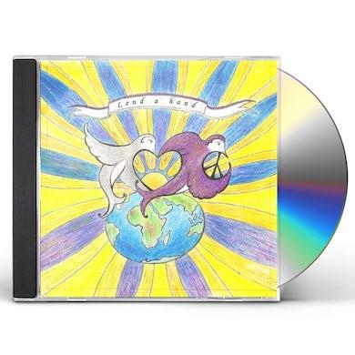 Casper LEND A HAND CD