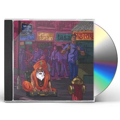 Tasa URBAN TURBAN CD