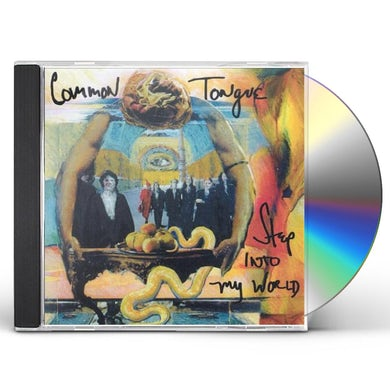 Common Tongue STEP INTO MY WORLD CD