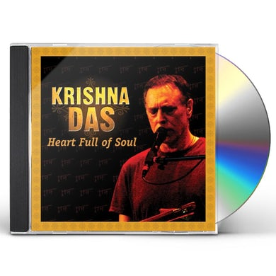 Krishna Das HEART FULL OF SOUL CD