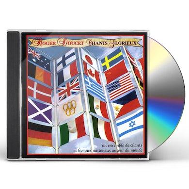Roger Doucet CHANTS GLORIEUX CD