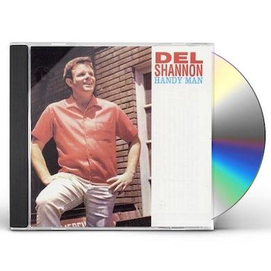 Del Shannon HANDY MAN CD