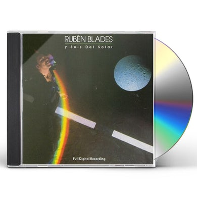 Ruben Blades AGUA DE LUNA CD