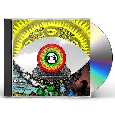 3OH!3 OMENS CD