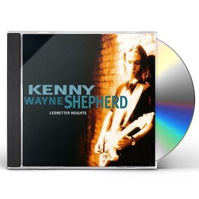 Kenny Wayne Shepherd LEDBETTER HEIGHTS CD