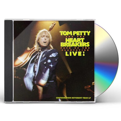 Tom Petty and the Heartbreakers LIVE: PACK UP THE PLANTATION CD