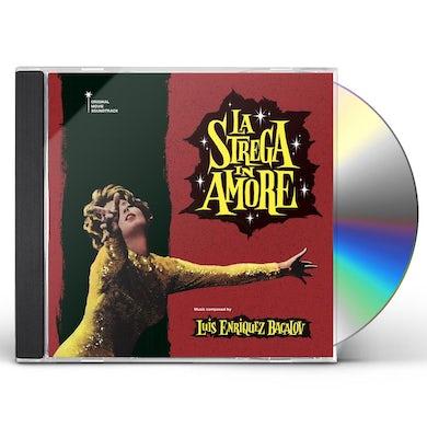 Luis Bacalov La strega in amore (Original Motion Picture Soundtrack) CD