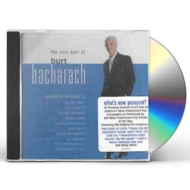VERY BEST OF BURT BACHARACH CD