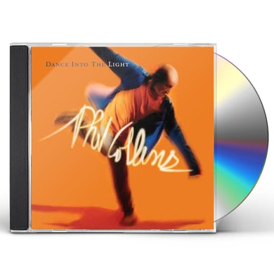 Phil Collins DANCE INTO THE LIGHT CD
