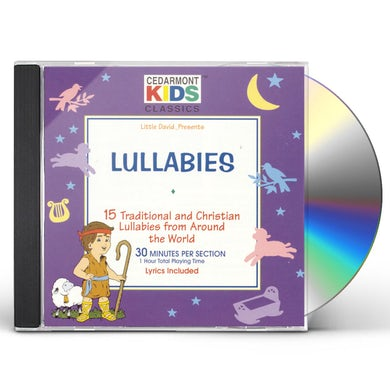 Cedarmont Kids CLASSICS: LULLABIES SONGS CD