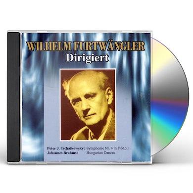 Wilhelm Furtwangler SEINE GROBEN ERFOLGE CD