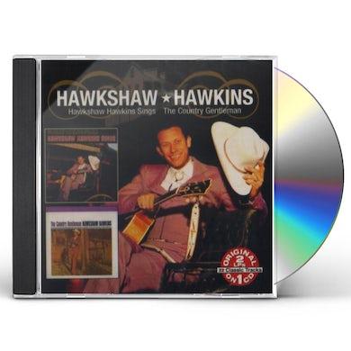 COUNTRY GENTLEMAN: HAWKSHAW HAWKINS SINGS CD