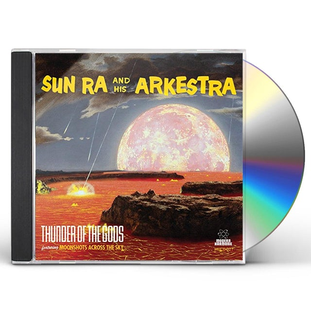 Sun Ra THUNDER OF THE GODS CD