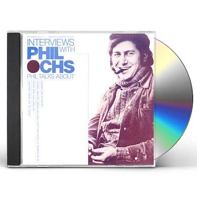 BROADSIDE BALLADS 11: INTERVIEWS WITH PHIL OCHS CD